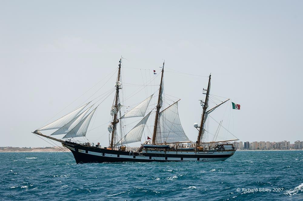 Palinuro. tall ships, tall ships regatta, Alicante,sea fever