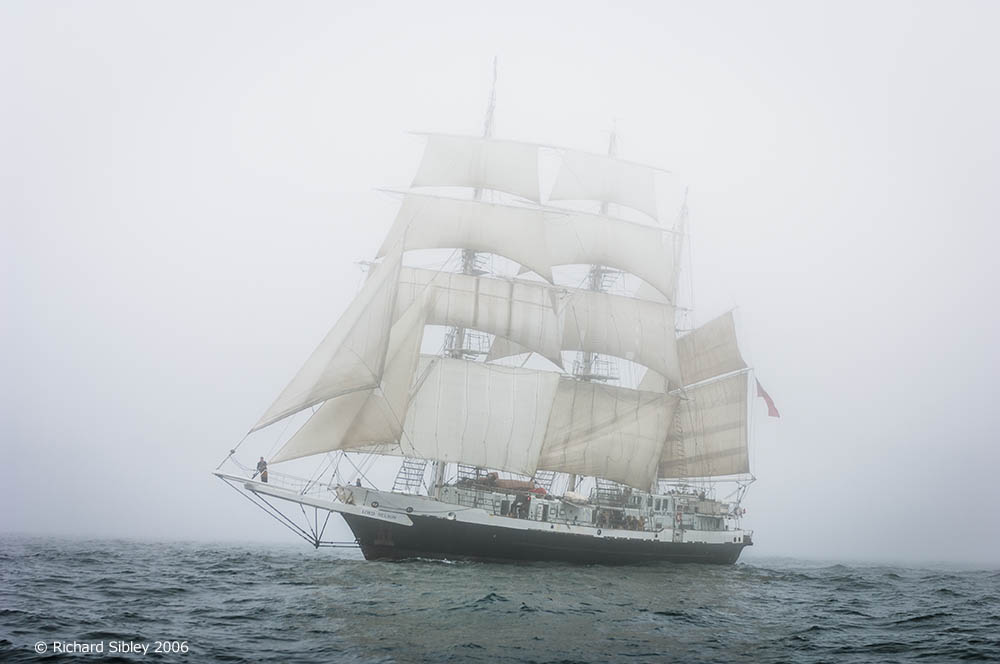 50th Anniversary Tall Ships Race Torbay 2006