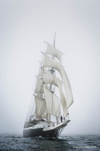 Lord Nelson, 50th Anniversary Tall Ships Race
