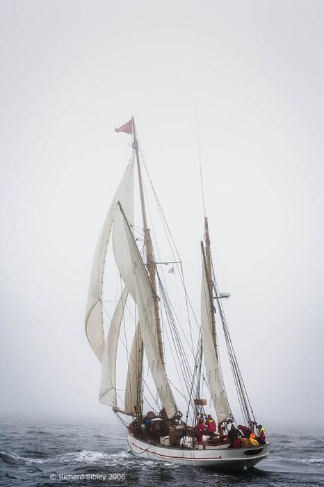 Jens Krogh,50th Anniversary Tall Ships Race