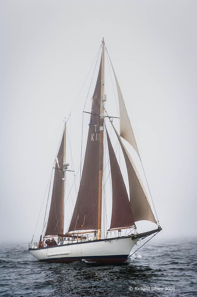 Morning Star,50th Anniversary Tall Ships Race