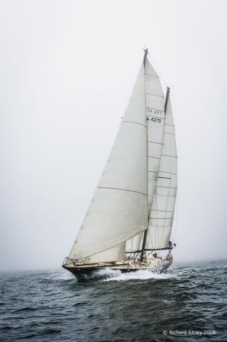 Pen Duick Vl, 50th Anniversary Tall Ships Race