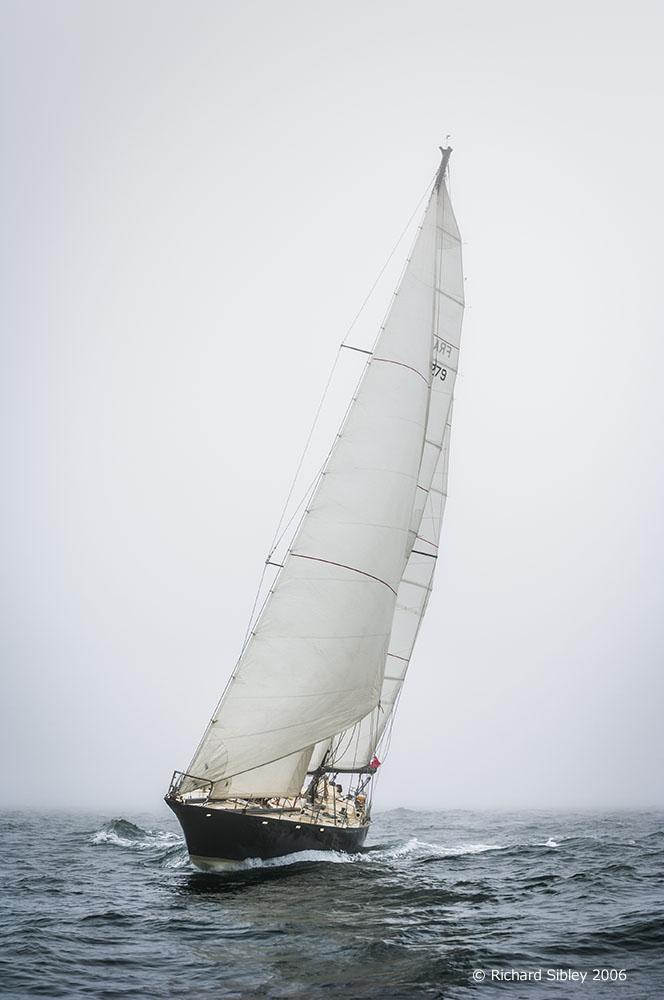 Pen Duick Vl, 50th Anniversary Tall Ships Race Torbay 2006