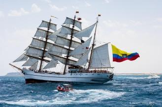 guayas,tall ship,tall ships race, alicante,sea fever