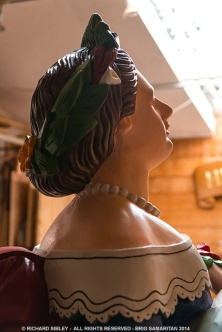 figurehead,ships figurehead,figurehead carving,tall ships,the lost art of the ships carver,Andy Peters,Maritima Woodcarving,Richard Sibley,