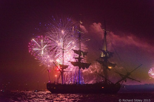 Hermione, Historic Sailing Ship, La Fayette