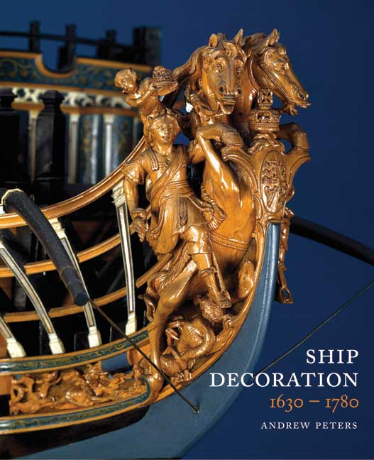 Ship Decoration;figureheads;pen and sword books;