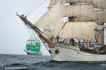 Europa,Belfast tall ships race 2015,brig,photos of tall ships, Belfast