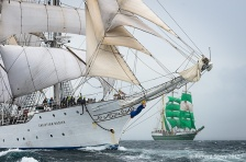 Christian Radich,Belfast tall ships race 2015,brig,photos of tall ships, Belfast