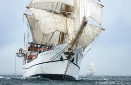Guayas,Belfast tall ships race 2015,brig,photos of tall ships, Belfast