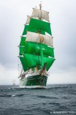 Alexander von Humboldt ll,Belfast tall ships race 2015,photos of tall ships