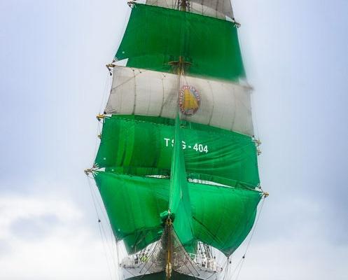 Alexander von Humboldt ll – Belfast2015