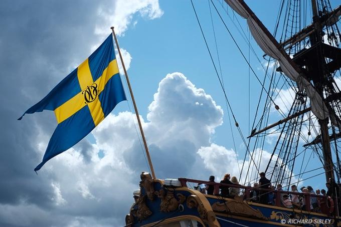 Gothenburg,East Indiaman, Swedish, Sailing Ship,Historic Sailing Ship,