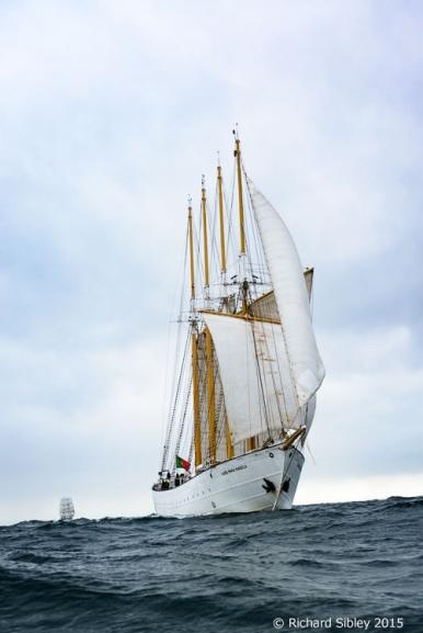 Santa Maria Manuela,Belfast tall ships race 2015,photos of tall ships