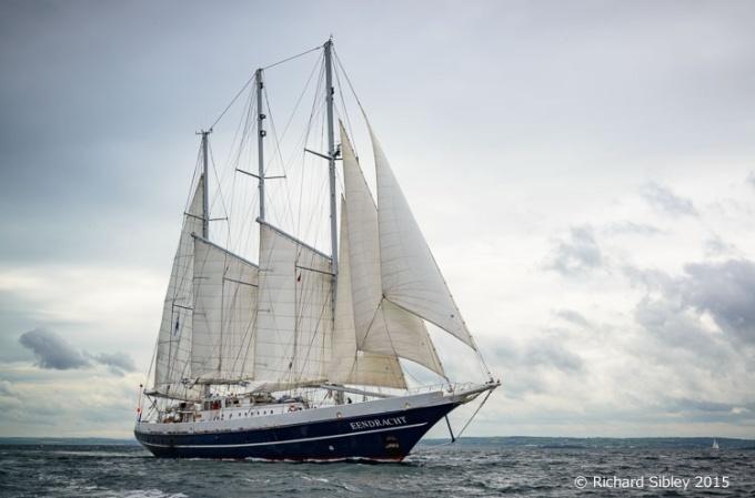 Dutch Schooner Eendracht – Belfast TallShips