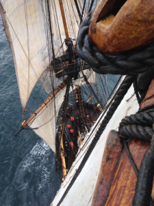 Gotheborg Sail Training Ship 2015