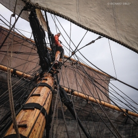 Goteborg,Vanern Expedition 2015,Swedish Ship Gotheborg,East Indiaman