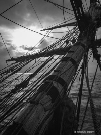 copyright richard sibley,the swedish ship gotheborg,east indiaman,sonic,sweden,full rigger,
