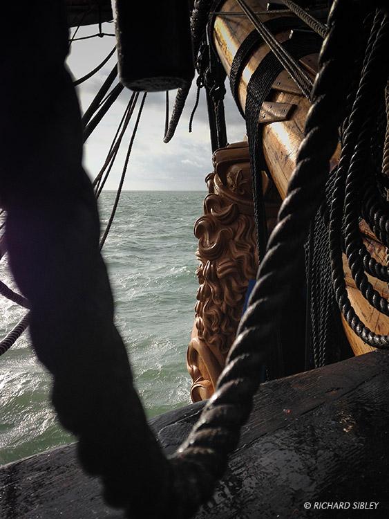 copyright richard sibley,the swedish ship gotheborg,east indiaman,sonic,sweden,full rigger,