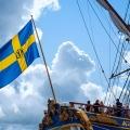 Gotheborg, Karlstad,Vanern Expedition 2015,Swedish Ship Gotheborg,East Indiaman