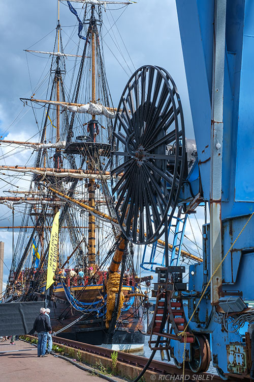 Gotheborg, Karlstad,Vanern Expedition 2015,Swedish Ship Gotheborg,East Indiaman