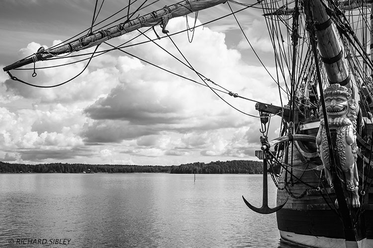 Gotheborg, Amal,Vanern Expedition 2015,Swedish Ship Gotheborg,East Indiaman