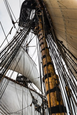 Gotheborg,Vanern Expedition 2015,Swedish Ship Gotheborg,East Indiaman