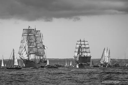 Cuauhtemoc, Astrid,Tall Ships,Funchal 500, Falmouth,