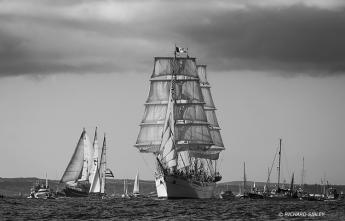 Cuauhtemoc,Tall Ships,Funchal 500, Falmouth,