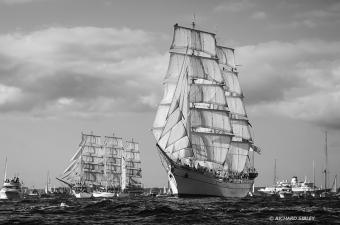 MIR,cuauhtemoc,Tall Ships,Funchal 500, Falmouth,