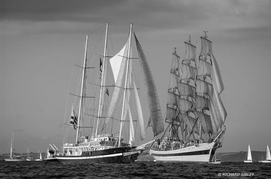 Capitan Miranda,MIR,Tall Ships,Funchal 500, Falmouth,