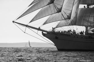 Cuauhtemoc. 3 Masted Barque. Mexico