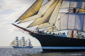 Cuauhtemoc,Sedov,Tall Ships,Funchal 500, Falmouth,
