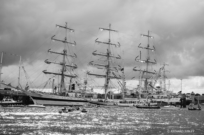 MIR,Pogoria,Tall Ships,Funchal 500, Falmouth,