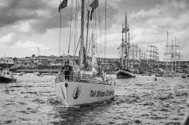 Challenger,Tall Ships,Funchal 500, Falmouth,