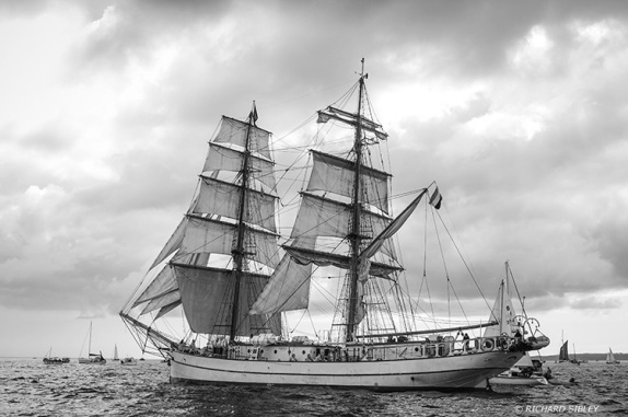Astrid,Tall Ships,Funchal 500, Falmouth,