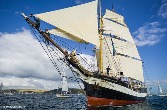 Pelican of London,Tall Ships,Funchal 500, Falmouth,