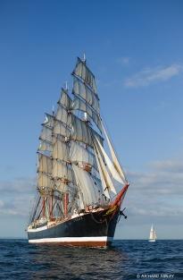 Sedov,Tall Ships,Funchal 500, Falmouth,