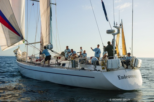 Endeavour,Tall Ships,Funchal 500, Falmouth,