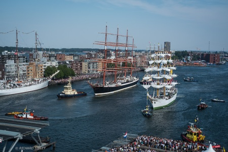 Gloria,Sedov,Sail Amsterdam,Tall Ship