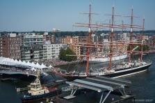 Sedov, Sail Amsterdam 2015