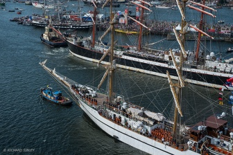 Guayas,Sail Amsterdam,Tall Ship