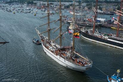 Guayas,Sail Amsterdam,Tall Ship