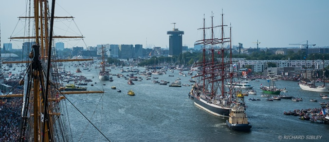 SEDOV,Sail Amsterdam,Tall Ship