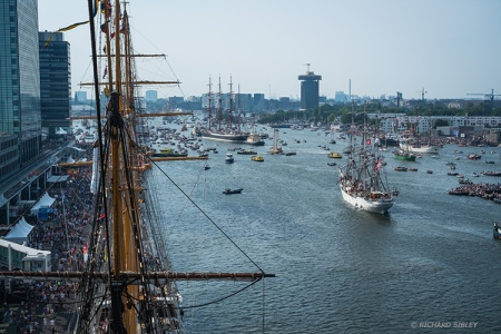 Christian Radich,Sail Amsterdam,Tall Ship