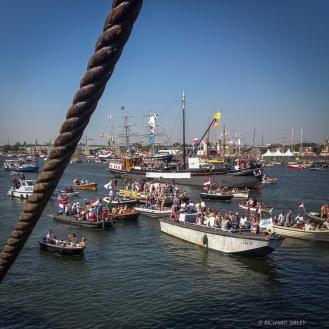 Parade - Sail Amsterdam 2015