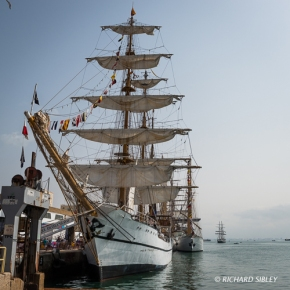 Cadiz Tall Ships Regatta 2012