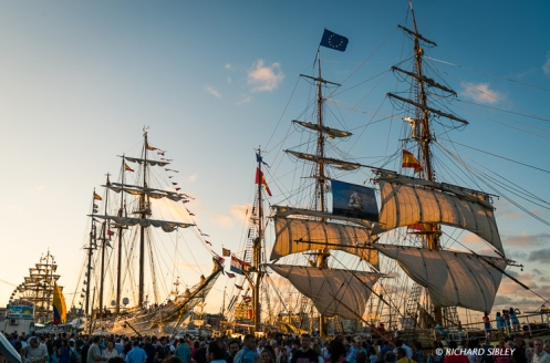 Cadiz, Tall Ships Regatta,