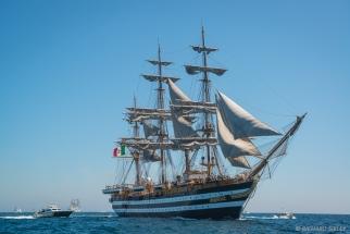 Amerigo Vespucci,Cadiz 2012,