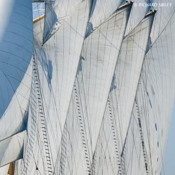 Santa Maria Manuela, Cadiz 2012,White fleet, Portuguese, 4 Masted Schooner